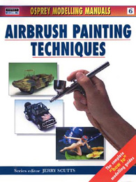 Airbrush Painting Techniques Book