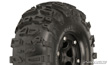 "ProLine CHISEL G8 2.2"" ROCK TERRAIN TRUCK TIRES WITH MEMORY FOAM"