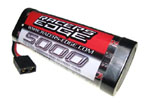 Racers Edge 5000Mah 6 Cell Nimh Battery W/Hc Connector