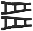 RPM A-arms F/R for the Traxxas Slash 4x4 & Stampede 4x4, Black