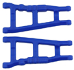 RPM A-arms F/R for the Traxxas Slash 4x4 & Stampede 4x4, Blue