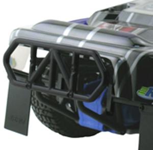 RPM Rear Bumper for the Traxxas Slash 2WD, Black