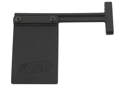RPM Mud Flaps for the Traxxas Slash 2WD and 4WD, Black
