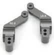 Aluminum 0.5 deg. toe-in rear hub carriers for Slash 4x4 (GM) 1 Pair