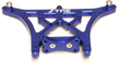 Aluminum 6mm HD Rear Shock Tower for STRC Stampede/Rustler/Slash 2WD (Blue)
