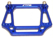 Aluminum 6mm HD Front Shock Tower for Stampede/Rustler/Bandit/Slash 2WD (Blue)