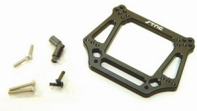 Aluminum 6mm HD Front Shock Tower for Stampede/Rustler/Bandit/Slash 2WD (GM)