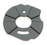 Aluminum Slash 2wd Motor Heatsink Plate (GM)