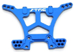 Aluminum HD Rear Shock Tower (Blue) for Slash 4x4