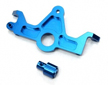Aluminum HD Motor Mount for Slash 4x4 (blue)