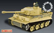 1/16 Taigen IR Tiger I RC Tank, Early version