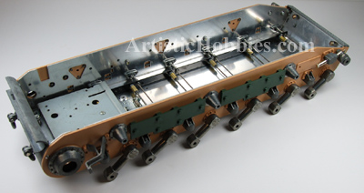 1/16 Taigen KV-1 Metal Lower Hull with Suspension
