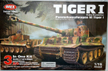 1/16 Taigen Tiger I RC Tank Model Kit