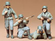 1/35 German Army Infantry Model Kit