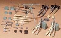 1/35 German Infantry Weapons Set