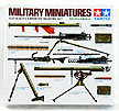 1/35 U.S. Infantry Weapons Model - NEW