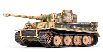 1/35 German Heavy Tiger I Tank, Late