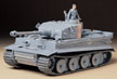 1/35 German Tiger I Early Production Tank Model Kit