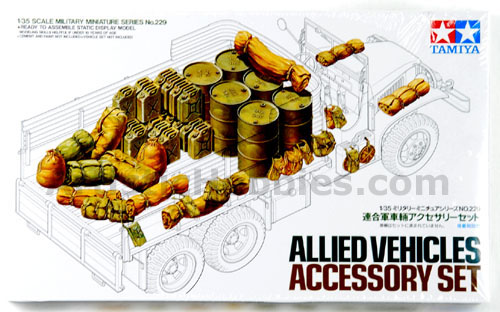 1/35 Allied Vehicles Accessory Model - NEW