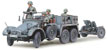 1/35 German Krupp Towing Truck w/37mm Pak Model Kit
