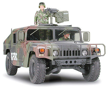 1/35 US M1025 Humvee Armament Carrier