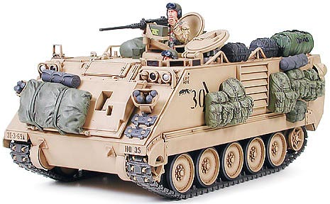 1/35 US M113A2 Armored Person Carrier