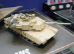 1/35 U.S. M1A2 Abrams 120mm Gun Main Battle Tank