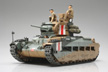 1/35 British Infantry Tank Matilda Model Kit - Mk.III/IV.