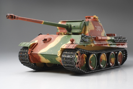 Tamiya German Panther Type G - Full Option RC Tank Model Kit