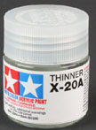 Tamiya X-20A Acrylic Thinner 46ml