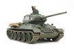 1/25 Russian Tank T34 Type 85 Model Tank Kit