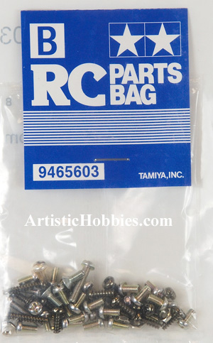 Tamiya 1/16 Screw Bag B 56018 King Tiger