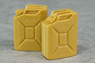 1/24 German Jerry Can Model, set of 2