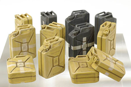 1/35 German Jerry Can Model, set of 16