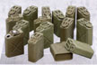 1/35 U.S. Jerry Can Model, set of 16
