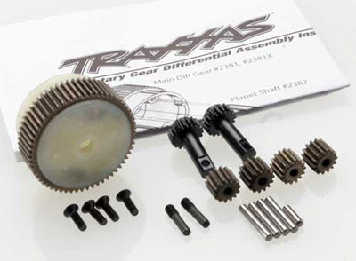 Traxxas Planetary Gear Differential