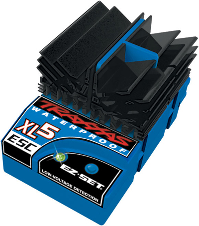 Traxxas XL-5 Waterproof ESC for 550 & 540 motors