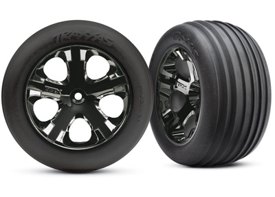 Traxxas Rustler 2.8 Alias Tires/Wheels Front