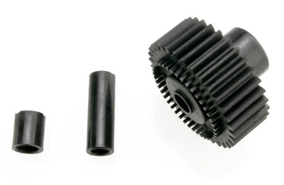 Traxxas 33 Tooth Outer Gear with Spacers for 1/10 E-Revo