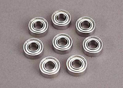 Traxxas ball bearings 5x11x4mm, 8qt