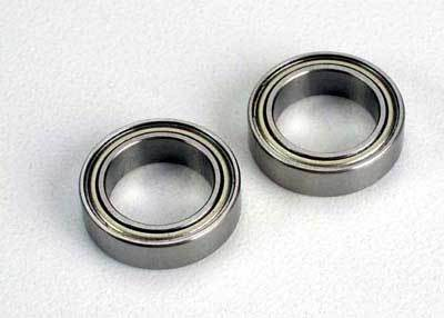 Traxxas ball bearings 10x15x4mm, 2qt