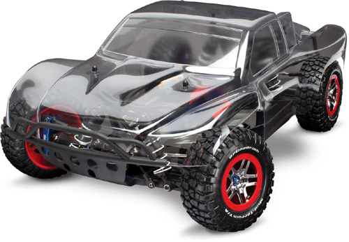 Traxxas Slash 4WD LCG Platinum Edition RC Truck