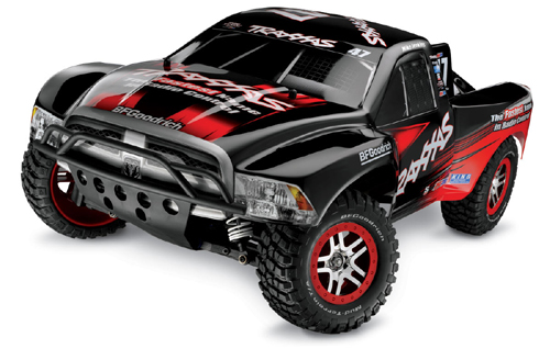 Traxxas Slash 4WD Short-Course RC Truck, Mike Jenkins Edition