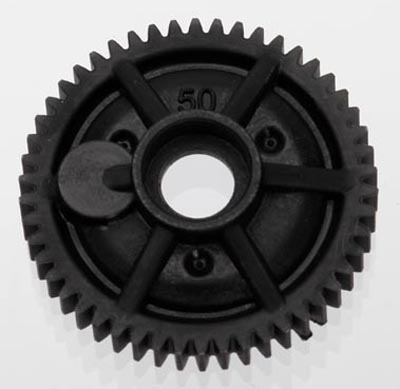 Traxxas 50T Spur Gear (48P) for 1/16 Vehicles