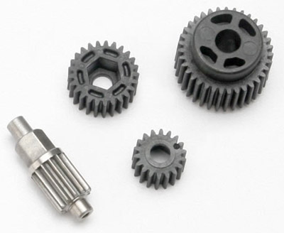 Traxxas Transmission Gear Set for 1/16 E-Revo