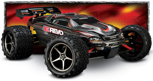 Traxxas E-Revo 1/16 RC Monster Truck