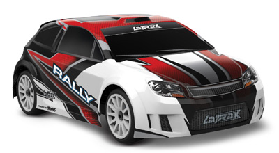 LaTrax Rally 1/18 4WD RTR Rally Racer