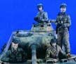 1/16 German Tiger or Panther Tank Crew