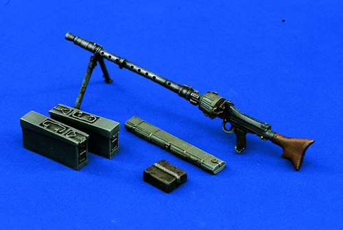 Verlinden 1/16 German MG34 Model Kit