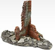 VsTank Pro Ruined Building Scenery B